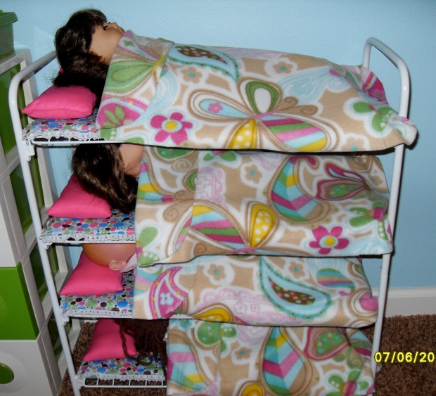 Download Baby Doll Bunk Bed Pattern Plans Diy Free Roof